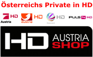 HD Austria Shop