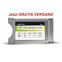 ORF | HD Austria | CAM mit integrierter Entschlüsselung für ORF und HD Austria