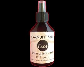Handdesinfektionsmittel CARNUNT SAN  0,25 Liter Flasche