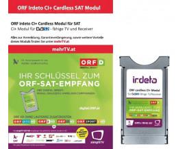 B-Ware ORF irdeto CI+ Digital Direkt SAT Modul (keine Karte notwendig)