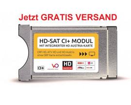 HD-SAT CI+ Modul  mit integrierter HD Austria Entschlüsselung auch für ORF