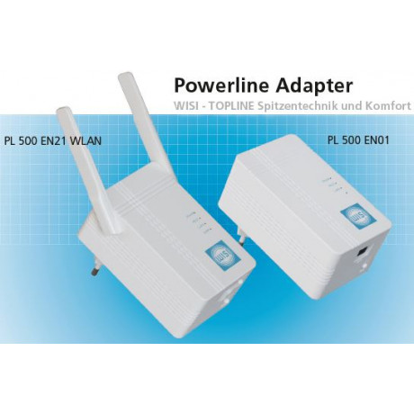 WISI Powerline PL 500 Set